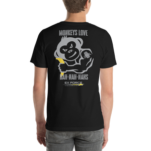Monkeys Love Bah-nah-nahs T-Shirt