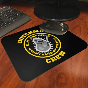 Dutchman Crew Mousepad