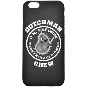 Dutchman Cew MBOP White - Smartphone Case - Choose Your Phone