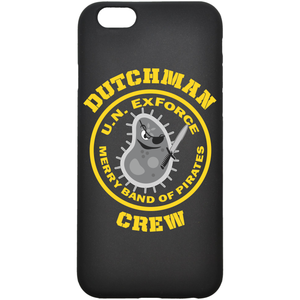 Dutchman Cew MBOP Yellow - Smartphone Case - Choose Your Phone