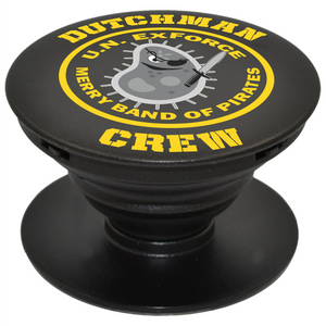 Dutchman Crew Yellow - Pop It - Smartphone Grip and Stand