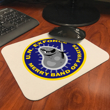 Merry Band of Pirates Logo Mousepad
