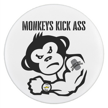Monkeys Kick Ass - Pop It - Smartphone Grip and Stand