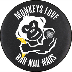 Monkeys Love Bah-nah-nahs - Pop It - Smartphone Grip and Stand
