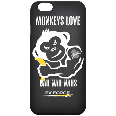 Moneys Love Bah-nah-nahs - Smartphone Case - Choose Your Phone