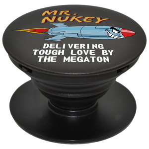 Mr. Nukey - Pop It - Smartphone Grip and Stand