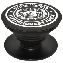 U.N.E.F. ExForce Logo - Pop It - Smartphone Grip and Stand