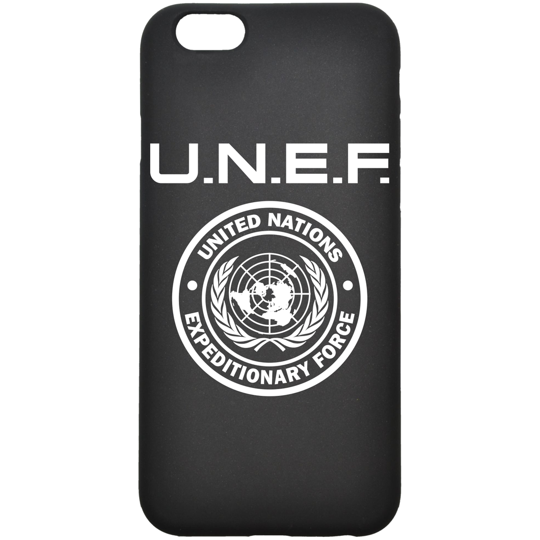 U.N.E.F. ExForce Logo - Smartphone Case - Choose Your Phone