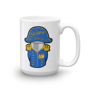 Admiral Skippy the Magnificent - Mug