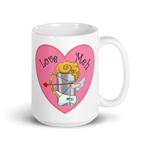 Cupid Skippy The Magnificent - Mug