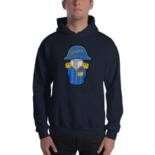 Admiral Skippy the Magnificent - Unisex Hoodie