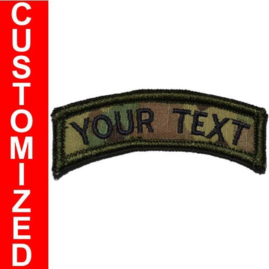 Custom Text Patch - Tab