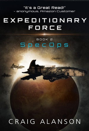 Spec Ops (Expeditionary Force - Book 2)