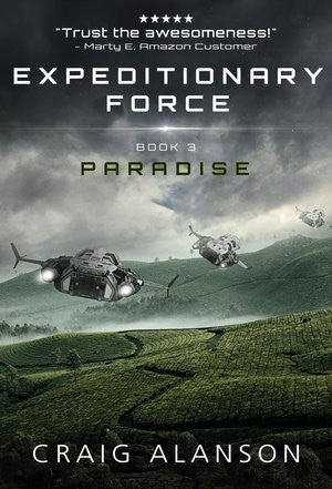 Paradise ( Expeditionary Force - Book 3)
