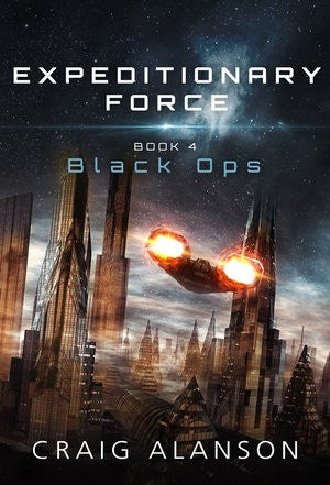Black Ops (Expeditionary Force - Book 4)