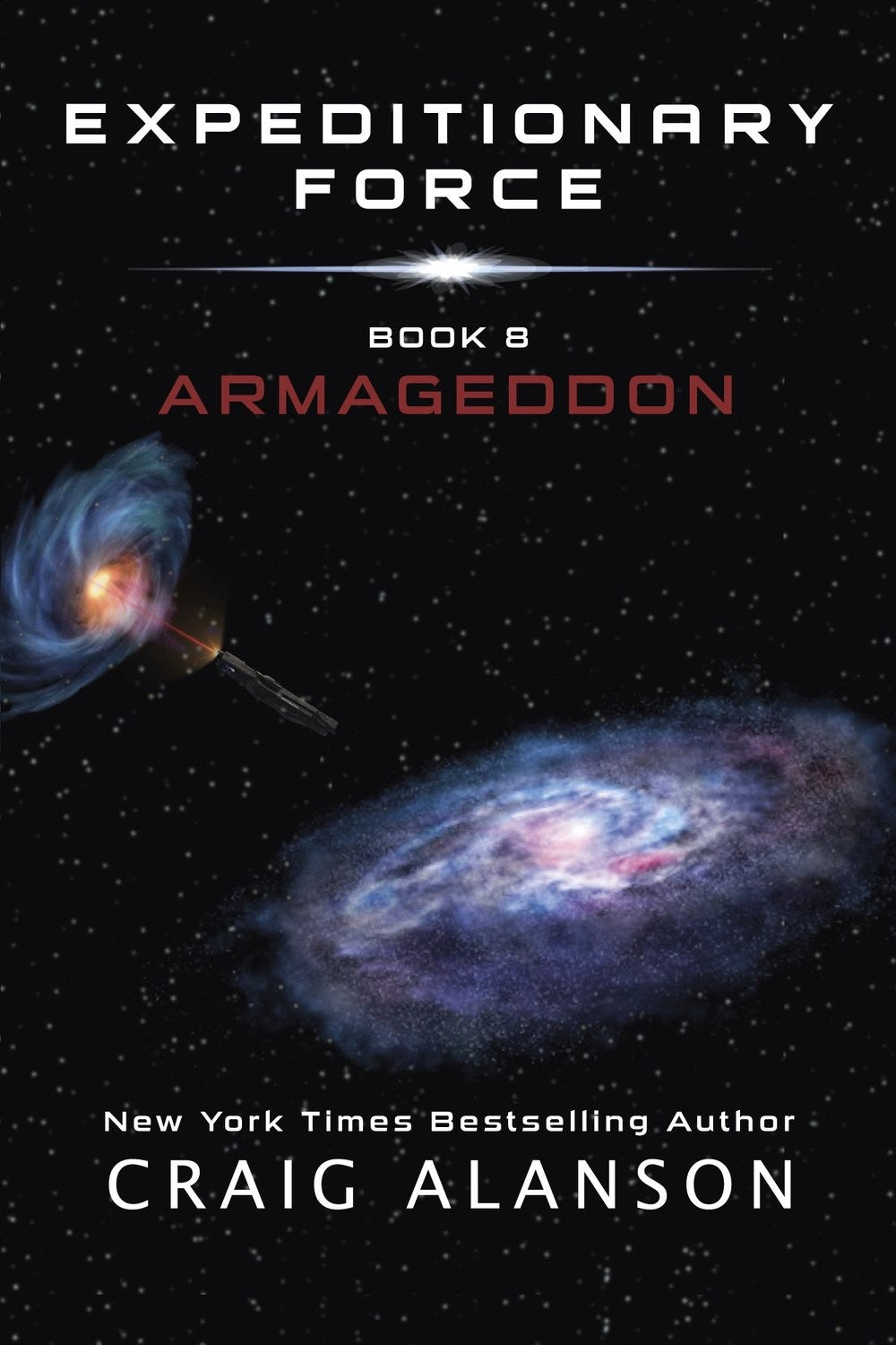 Armageddon (Expeditionary Force - Book 8)