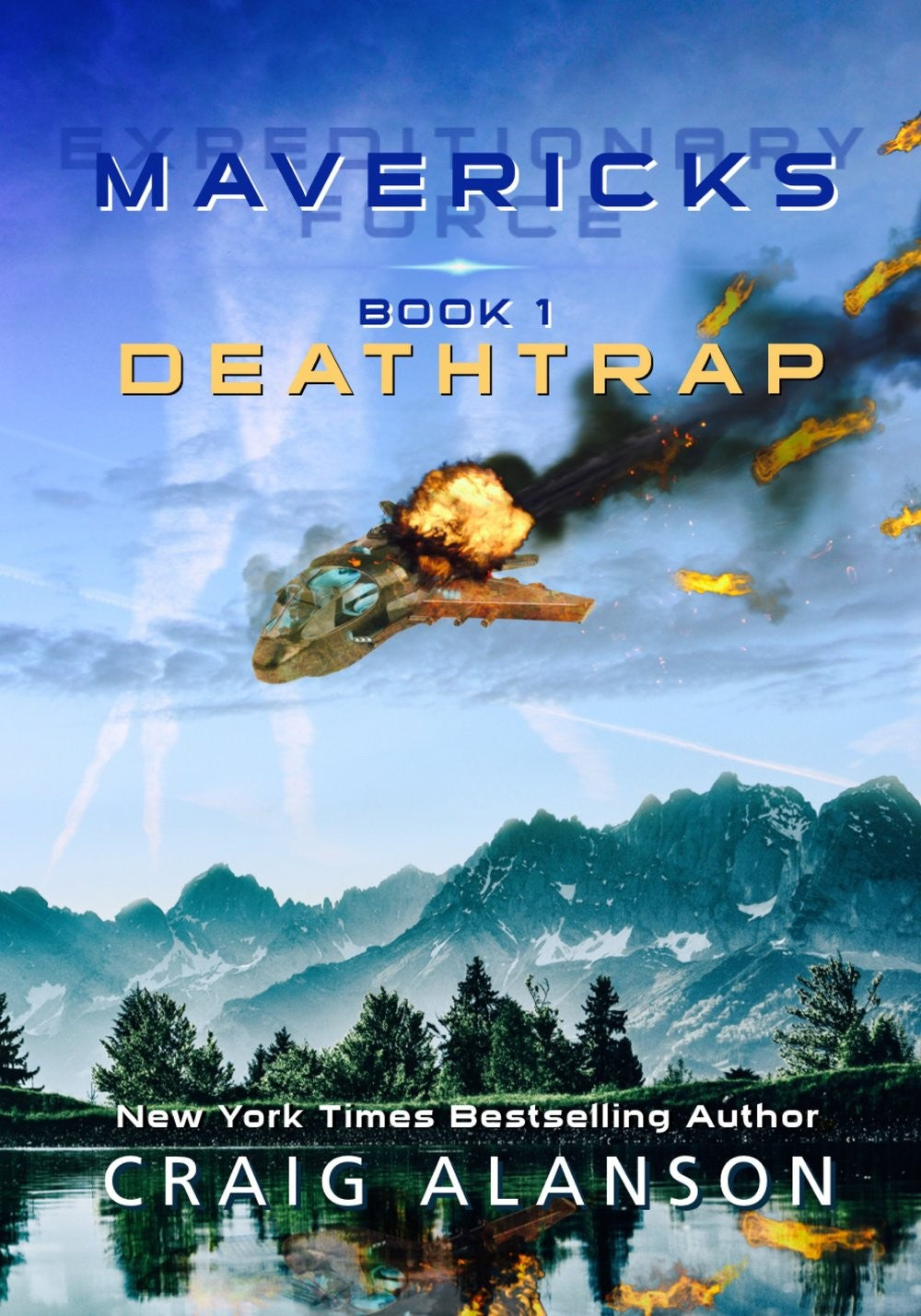 Death Trap (Mavericks Book 1)