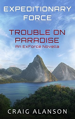 Trouble on Paradise: An ExForce Novella