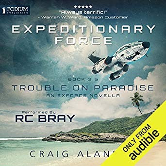 Trouble on Paradise: Expeditionary Force, Book 3.5