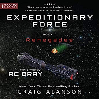 Renegades: Expeditionary Force, Book 7