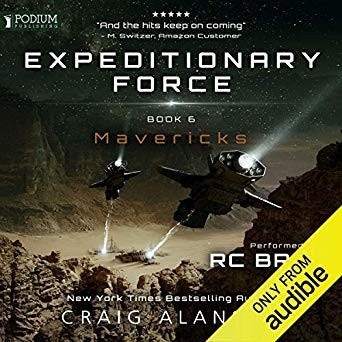 Mavericks: Expeditionary Force, Book 6