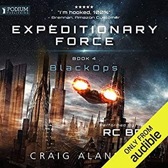 Black Ops: Expeditionary Force, Book 4