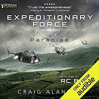 Paradise: Expeditionary Force, Book 3