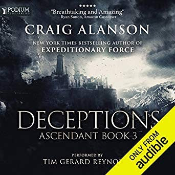 Deceptions: Ascendant, Book 3