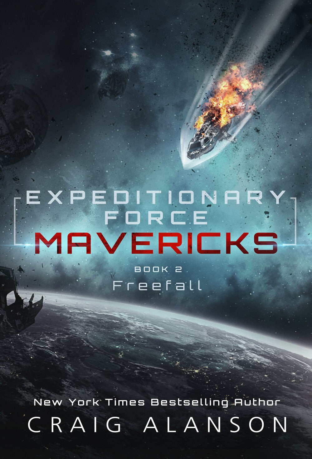 Free Fall (Expeditionary Force Mavericks - Book 2)