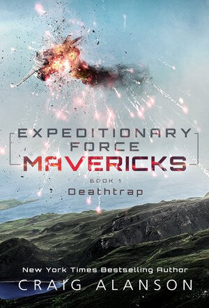 Death Trap (Expeditionary Force Mavericks - Book 1)