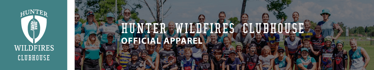 Hunter Wildfires Official Merch | Clubhouse