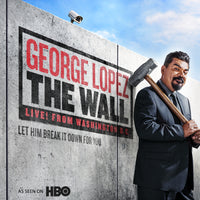 George Lopez - The Wall Vinyl