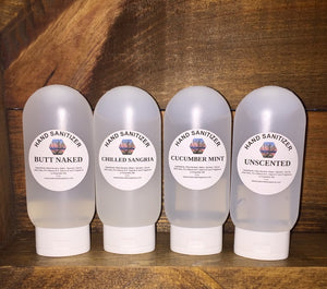 Handmade Hand Sanitizer 2 oz Bottle Germ Killing Moisturizing 200 Fragrances A-K Kymberli K Boutique