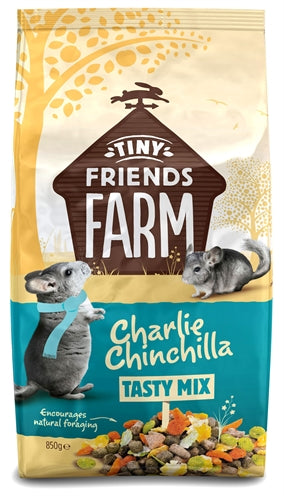 Supreme charlie chinchilla 850 gr