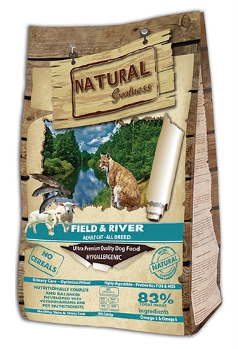 Natural greatness field & river 600 gr