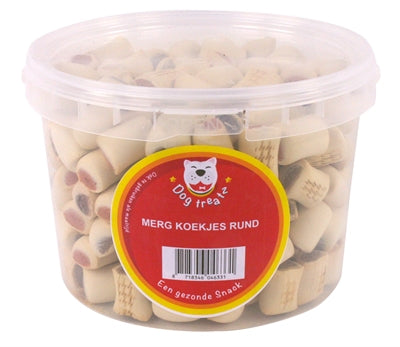 Dog treatz merg kluif 1300 gr 3 ltr