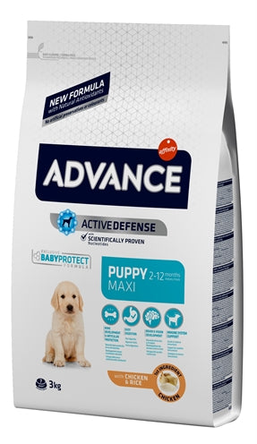 Advance puppy protect maxi 3 kg