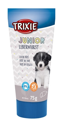 Trixie junior leverworst 75 gr