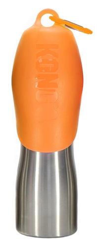 Kong h2o drinkfles rvs oranje 740 ml