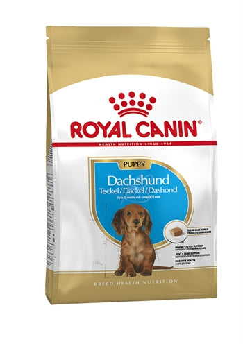 Royal canin dachshund/teckel junior 1,5 kg