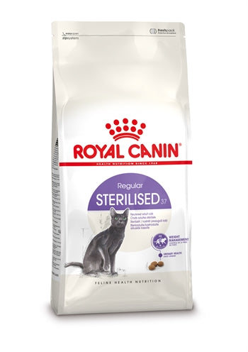 Royal canin sterilised 4 kg