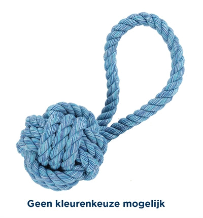 Happy pet nuts for knots bal tugger small 26x8x8 cm