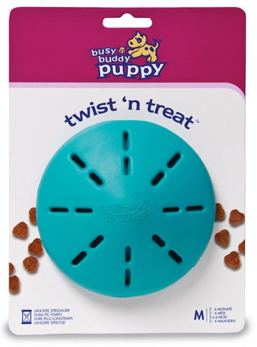 Premier busy buddy puppy twist 'n treat medium
