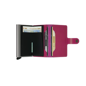 Secrid Brieftasche - Original Fuchsia