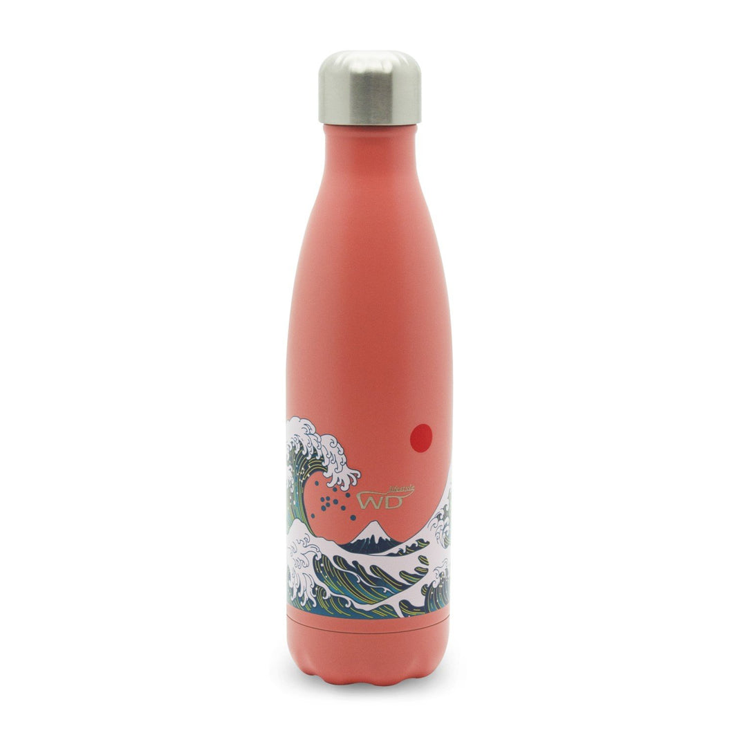 Thermosflasche 500 ml - Waves