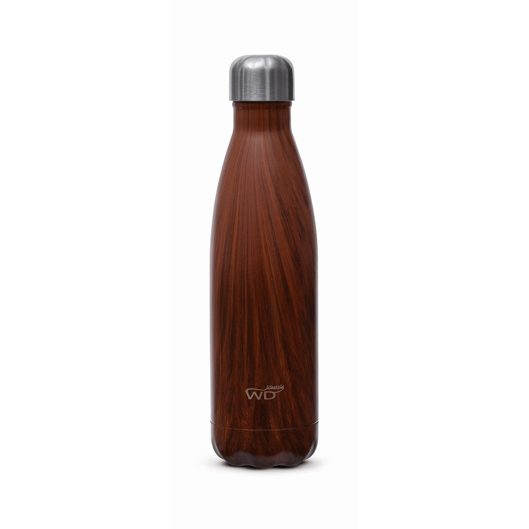 Thermosflasche 500 ml - Holz