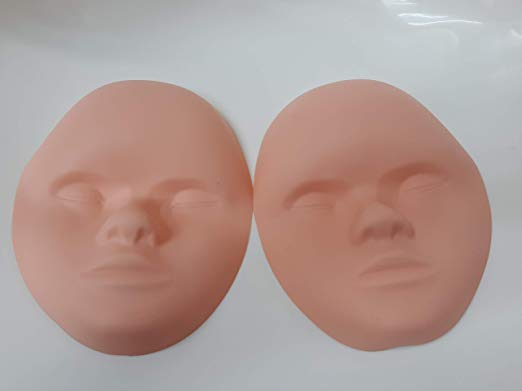 Face Practice Skin 3D Forms