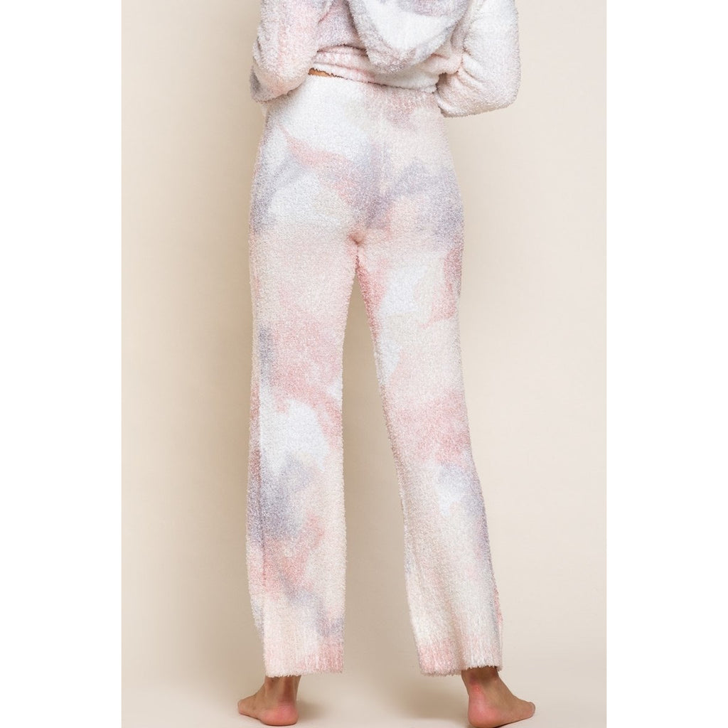 Strawberry Cheesecake Dip Dye Pants