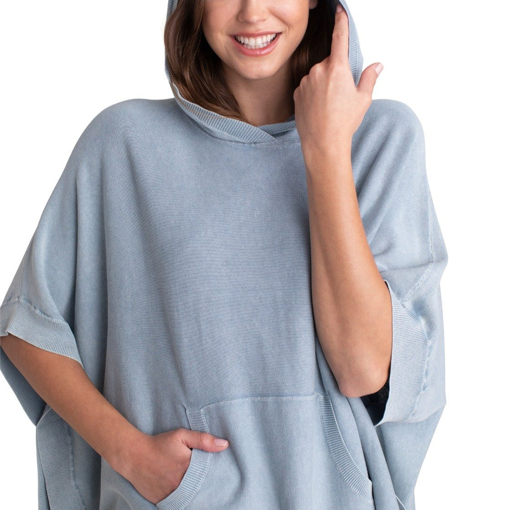 Sunbleached Poncho
