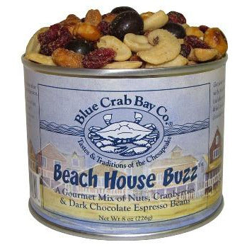 Beach House Buzz Snack Mix